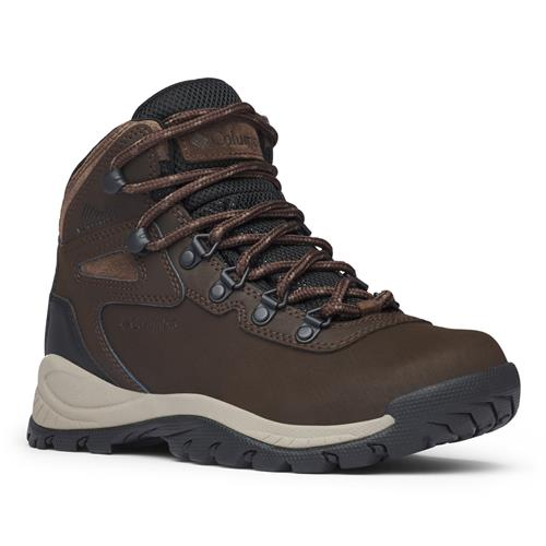 Columbia Newton Ridge Plus Women's Waterproof Hiking Boot Cordovan Crown Jewel 1424692 231