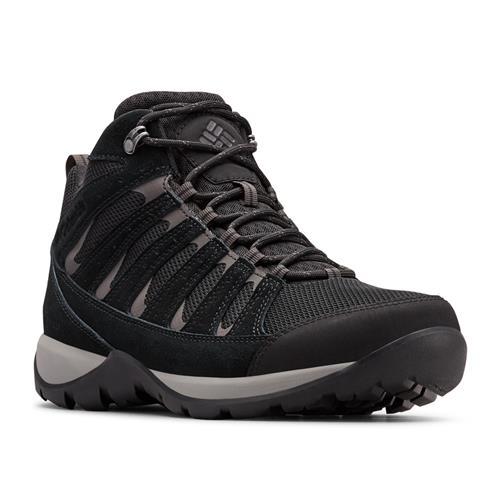 Columbia Redmond v2 Mid Waterproof Men's Hiking Boot Black Dark Grey 1865081 010