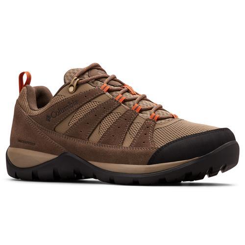 Columbia Redmond v2 Waterproof Men's Hiking Shoe Pebble Desert Sun 1865091 227