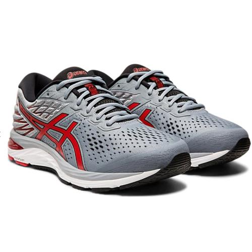 Asics GEL-Cumulus 21 Men's Running Sheet Rock Speed Red 1011A551 020