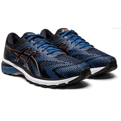 Asics GT-2000 8 Men's Wide 4E Shoe Grand Shark Black 1011A688 400