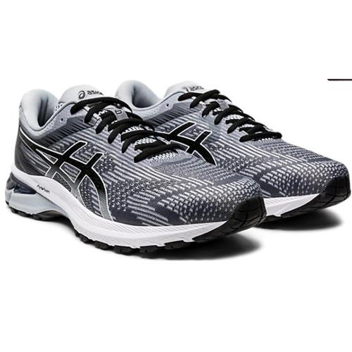 Asics GT-2000 8 Men's Wide EE Piedmont Grey Black 1011A691 020