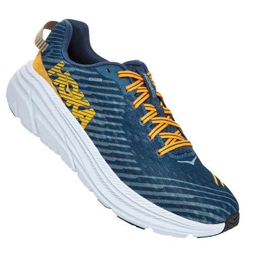 Hoka One One Rincon Men's Majolica Blue Lead 1102874 MBLD