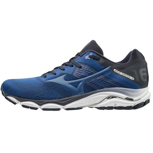 Mizuno Wave Inspire 16 Men's Running Shoes True Blue 411160.TBTB