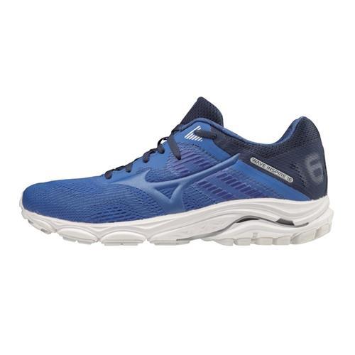 Mizuno Wave Inspire 16 Women's Running Shoes Dazzling Blue 411162.5B5B