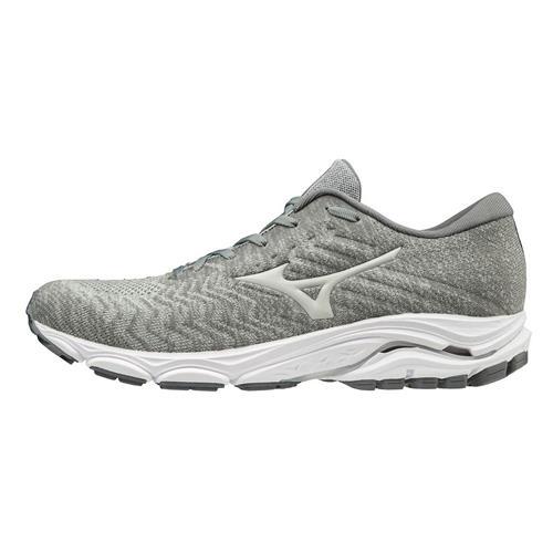 Mizuno Wave Inspire 16 Waveknit Men's Running Shoes High Rise-Glacier Gray 411170.9K9A