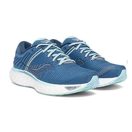 Saucony Triumph 17 Women's Blue Aqua S10546-25