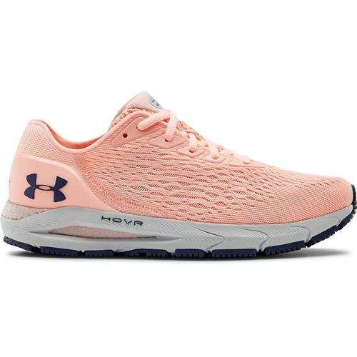 Under Armour HOVR Sonic 3 Womens Running Shoe in Peach Frost White 3022596-601