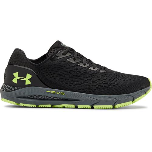 Under Armour HOVR Sonic 3 Men's Running Shoe in Black Pitch Gray 3022586-002