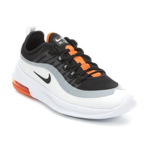 Nike Air Max Axis Men's Black White Orange Grey AA2146 017
