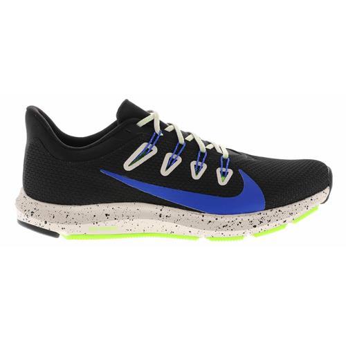 Nike Quest 2 SE Men's Black Racer Blue Desert Sand 6185 001