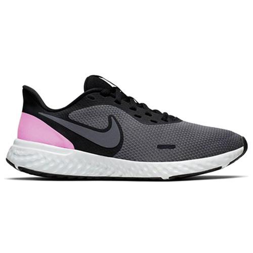 Nike Revolution 5 Women's Running Black Psychic Pink Dark Grey BQ3207-004