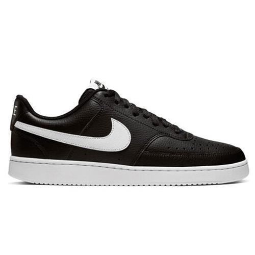 Nike Court Vision Low Men's Casual Shoe Black White CD5463-001