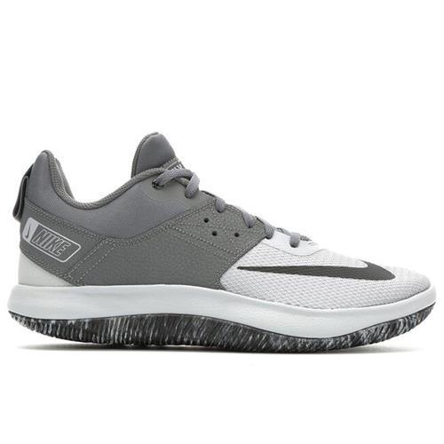 Nike Fly-By Low II Men's Basketball Gunsmoke Grey Black AJ5902-010