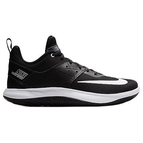 Nike Fly-By Low II Men's Basketball Black White AJ5902-011