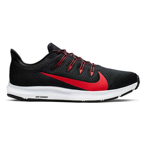 Nike Quest 2 Men's Running Black Red White CI3787 001