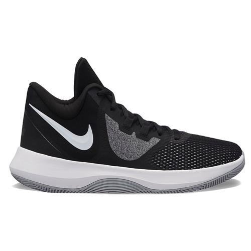 Nike Air Precision II Men's Basketball Black Grey White AA7069-001