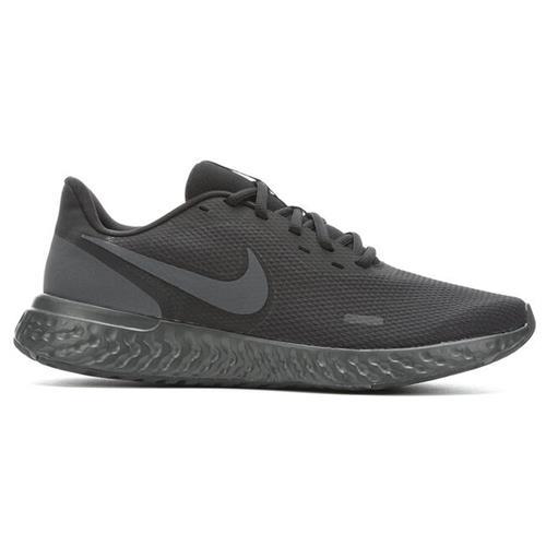 Nike Revolution 5 Men's Black Black Grey BQ3204 004