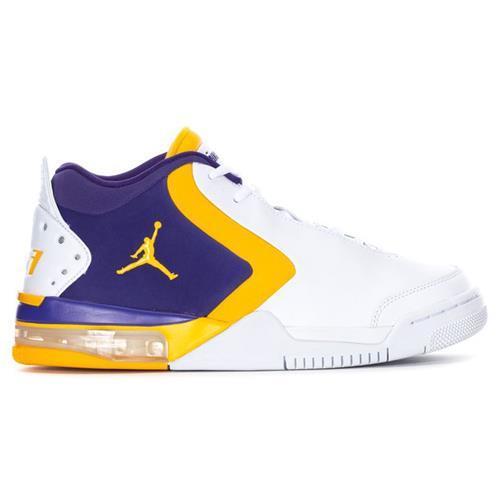 Jordan Big Fund Mens Basketball White University Gold Court Purple BV6273-105