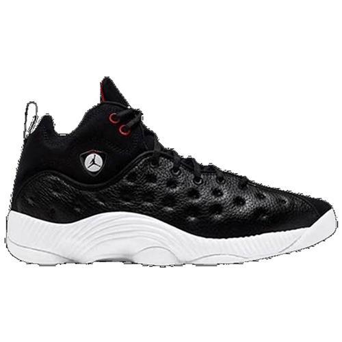 Jordan Jumpman Team II Mens Basketball Black White Gym Red 819175-016