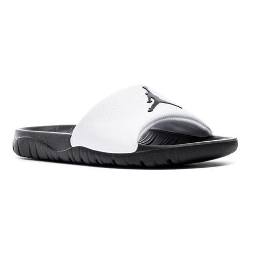 Jordan Break Mens Slide White Black AR6374-100