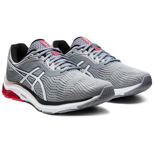 Asics Gel-Pulse 11 Mens Wide 4E Running Shoe Sheet Rock White 1011A708 020