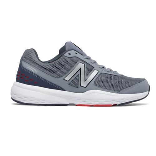 New Balance 517v1 Men's Grey Red MX517RB1