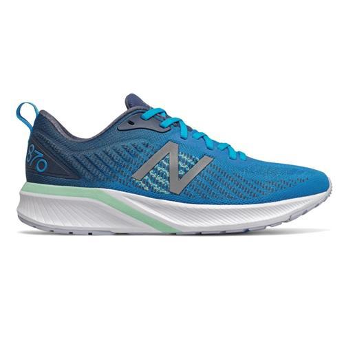 New Balance 870v5 Men's Wide EE Running Shoe Vision Blue with Black M870BB5