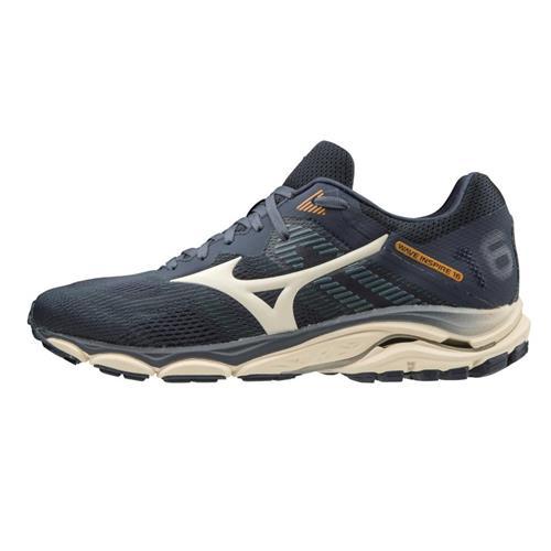 Mizuno Wave Inspire 16 Men's Running Shoes Mood Indigo-Winter White 411160.5P0G