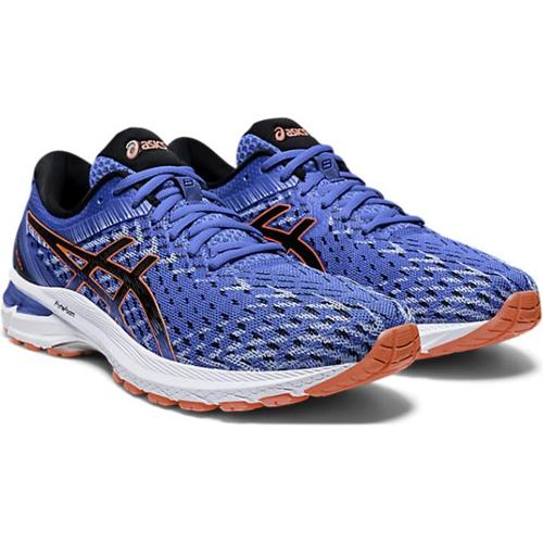 Asics GT-2000 8 Knit Men's Running Shoe Directoire Blue Black 1011A729 403