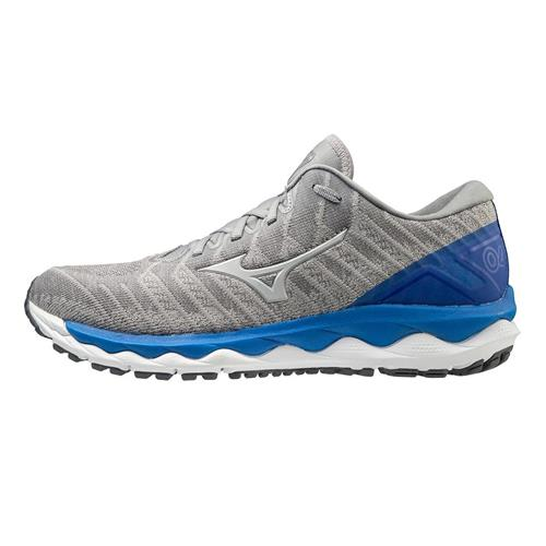 Mizuno Wave Sky 4 WAVEKNIT Men's Running Frost Grey 411220 FGFG