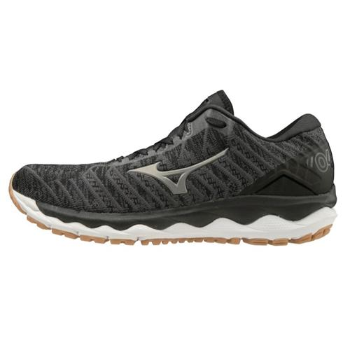 Mizuno Wave Sky 4 WAVEKNIT Men's Running Dark Shadow 411220 9898