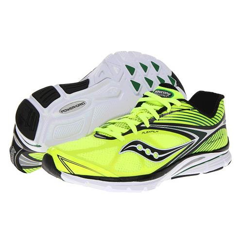 Saucony ProGrid Kinvara 4 Men's Running Citron Black Green 20197-2