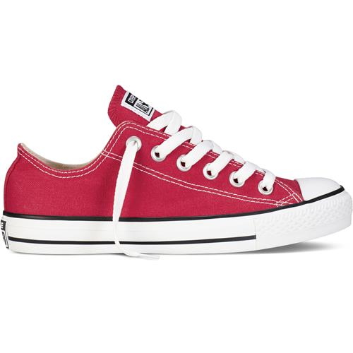 2664a0b1f092 Red Low Top Converse
