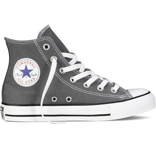 Converse Chuck Taylor Men's All Star Charcoal Hi Canvas 1J793