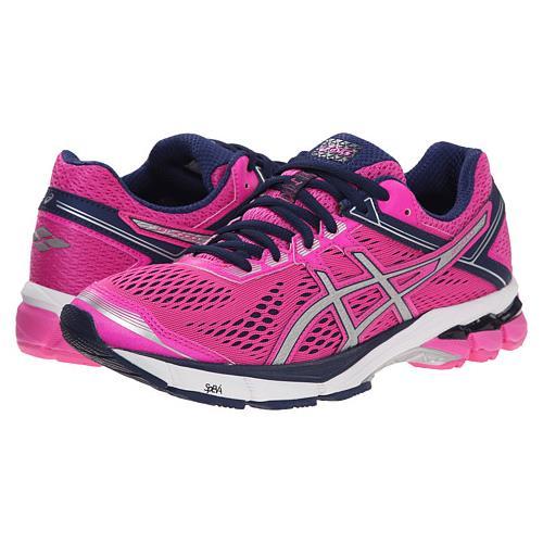 Referéndum carbón fenómeno  Asics GT-1000 4 Running Shoes | Women's Pink Running Shoes