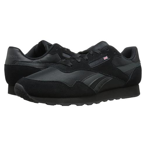 Womens Shoes Reebok Royal Nylon Black/Gravel