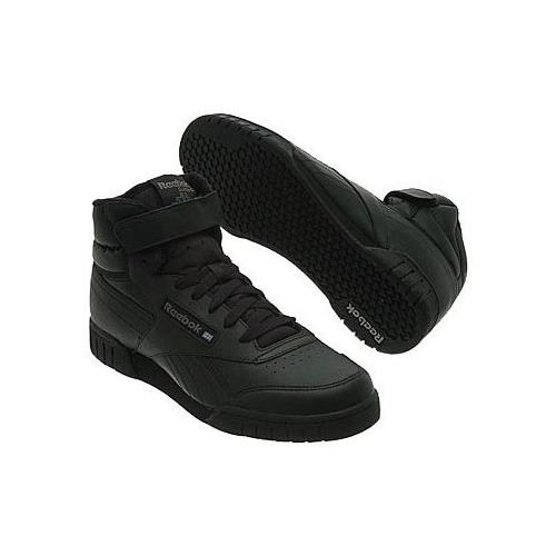 reebok classic high black