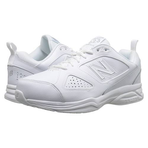 new balance men's trainers 4e