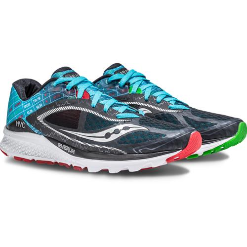 Saucony Kinvara 7 NYC Marathon Special Edition Men's Blue Black Red S20298-20