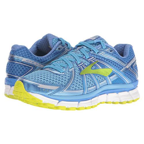 Brooks Adrenaline GTS 17 Women's Running Azure Blue