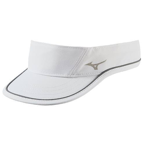 Mizuno Elite Run Visor White 421331.0000