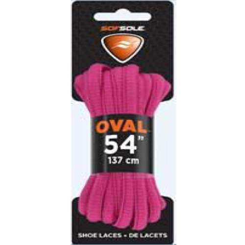 Sof Sole Oval Laces Breast Cancer Awareness Pink
