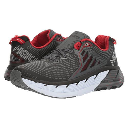innovative design 077cc 077b5 Hoka One One Gaviota Men's Wide EE Black, Formula One 1019623 BFON