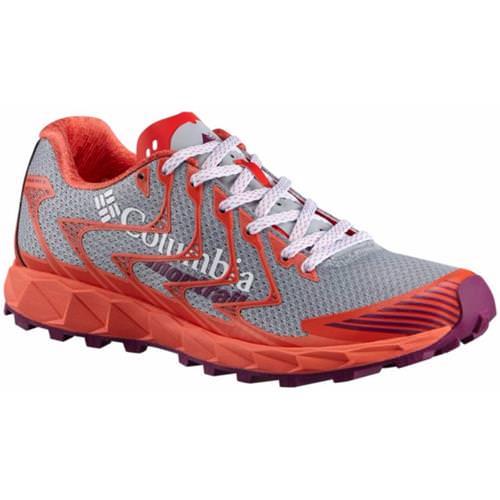 Columbia Montrail Rogue F.K.T. II Womens Trail Running Shoe Steam, Dark  Raspberry BL2801 088