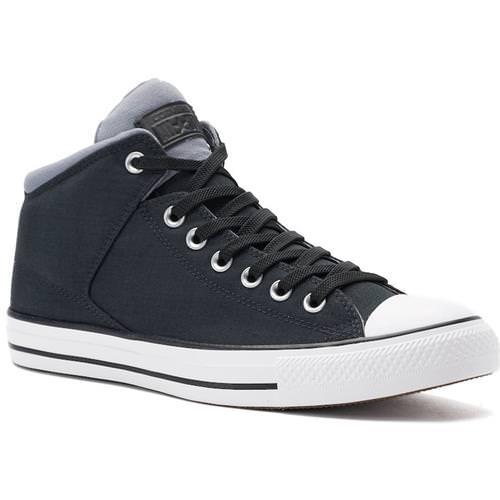 Converse Chuck Taylor All Star High Black Street Cordura 157451C