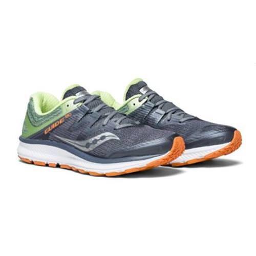 03556b4e6c Saucony Guide ISO Women's Running Shoe Grey, Mint, Orange S10415-3