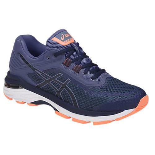 Asics GT-2000™ 6 Women's Running Shoe Wide D Indigo Blue, Indigo Blue,  Smoke Blue T856N 4949