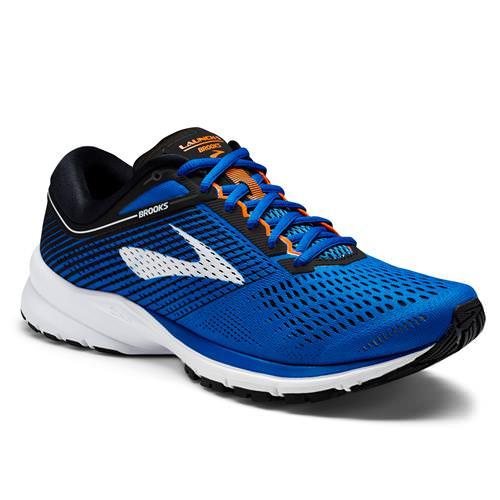 2e93381f614 Brooks Launch 5 Men s Running Blue