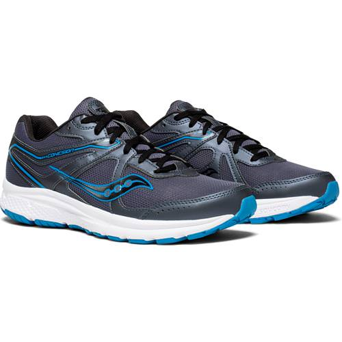 Saucony Cohesion 11 Men's Running Grey Blue S20420-2